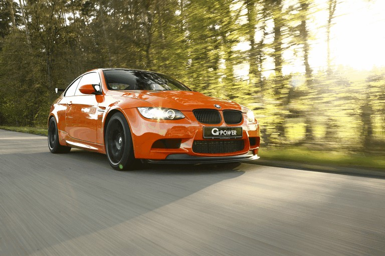 2011 BMW M3 ( E92 ) GTS by G-Power 305007