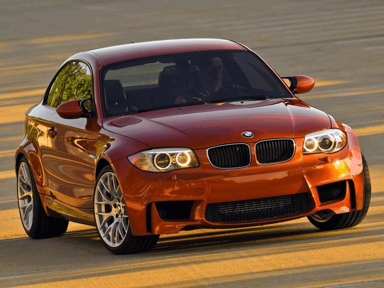 2011 BMW 1er ( E82 ) coupé - USA version 305128