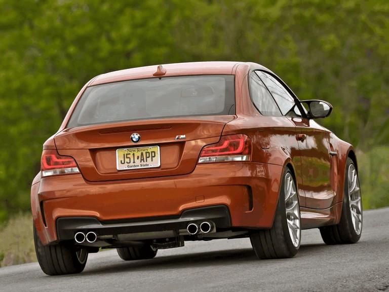 2011 BMW 1er ( E82 ) coupé - USA version 305130