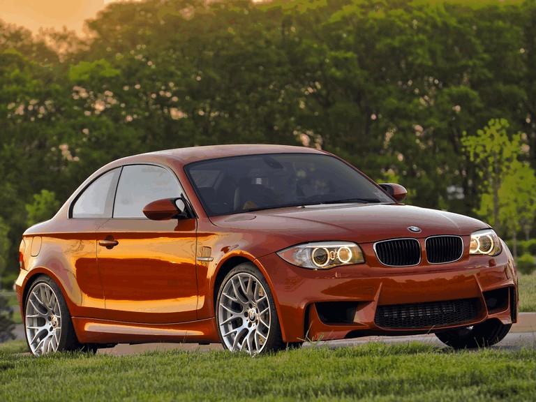 2011 BMW 1er ( E82 ) coupé - USA version 305133