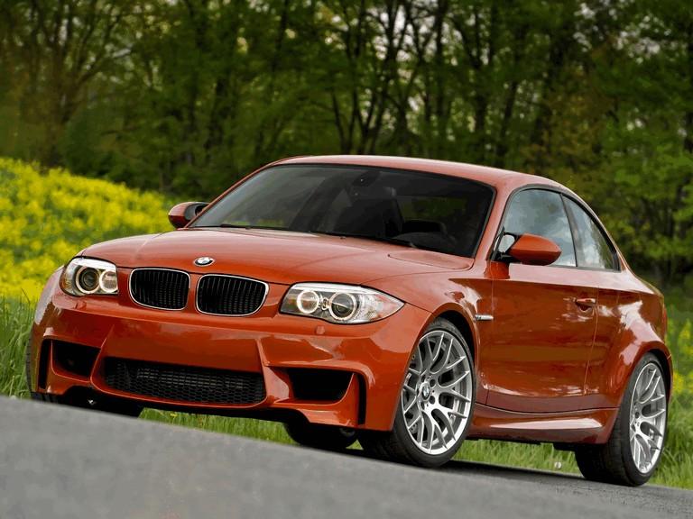 2011 BMW 1er ( E82 ) coupé - USA version 305135