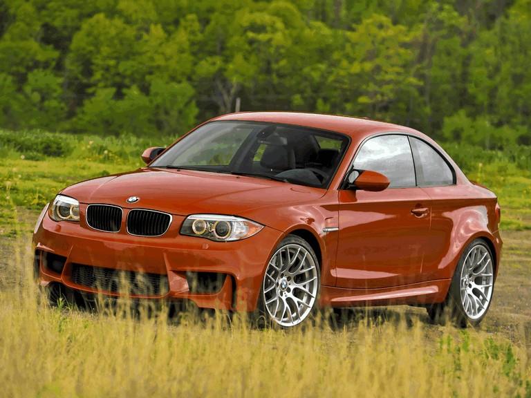 2011 BMW 1er ( E82 ) coupé - USA version 305138