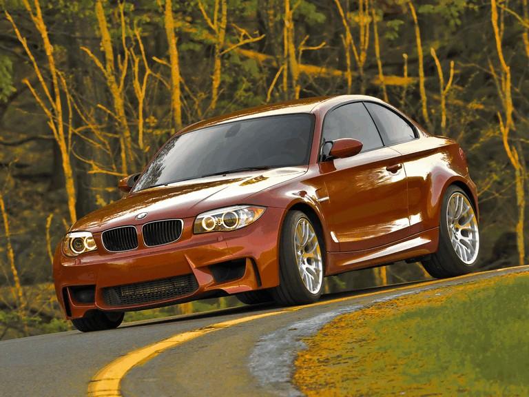 2011 BMW 1er ( E82 ) coupé - USA version 305142