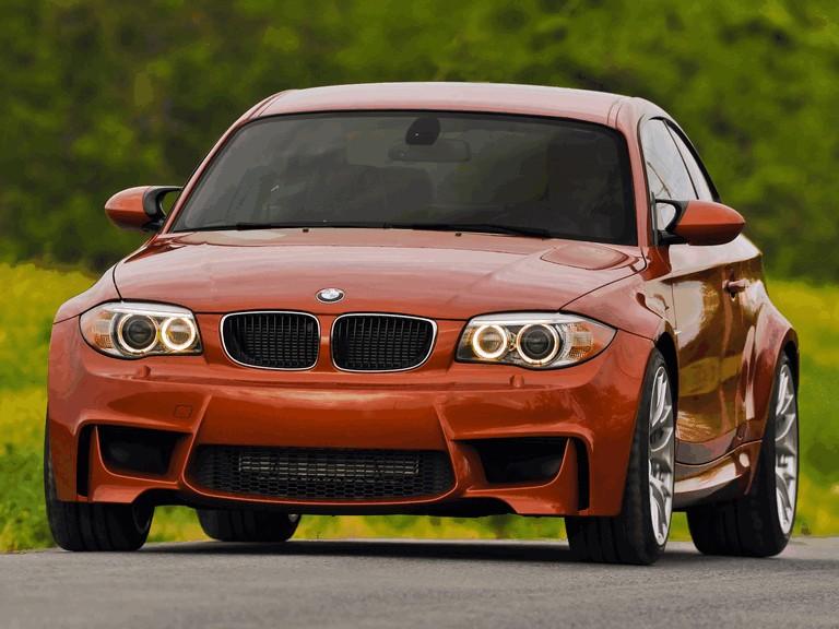 2011 BMW 1er ( E82 ) coupé - USA version 305143
