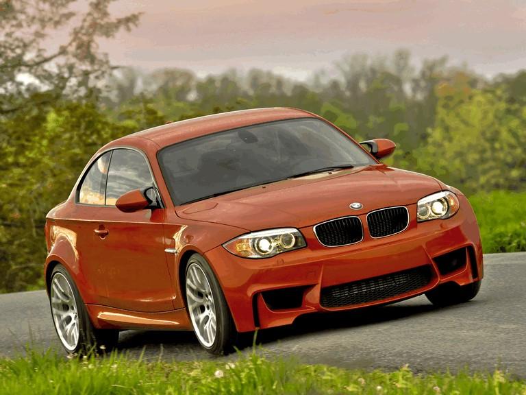 2011 BMW 1er ( E82 ) coupé - USA version 305144