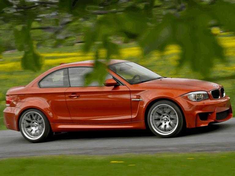 2011 BMW 1er ( E82 ) coupé - USA version 305146