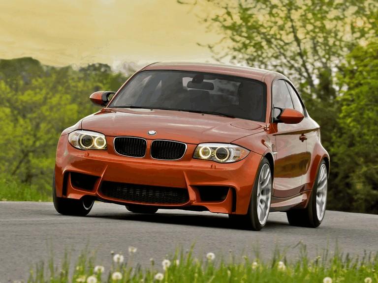 2011 BMW 1er ( E82 ) coupé - USA version 305147