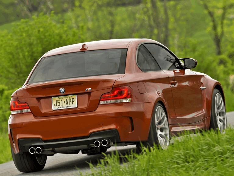 2011 BMW 1er ( E82 ) coupé - USA version 305149