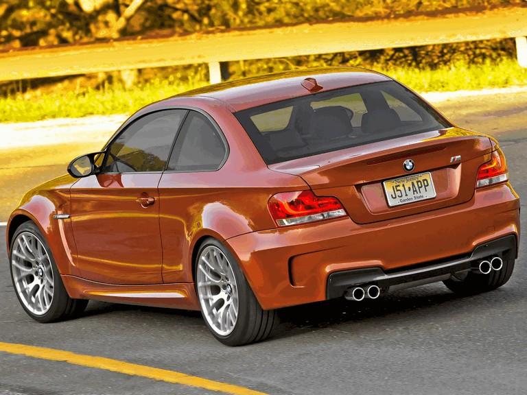 2011 BMW 1er ( E82 ) coupé - USA version 305150