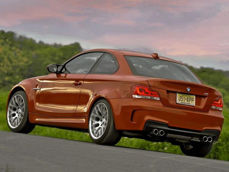 2011 BMW 1er ( E82 ) coupé - USA version 305152