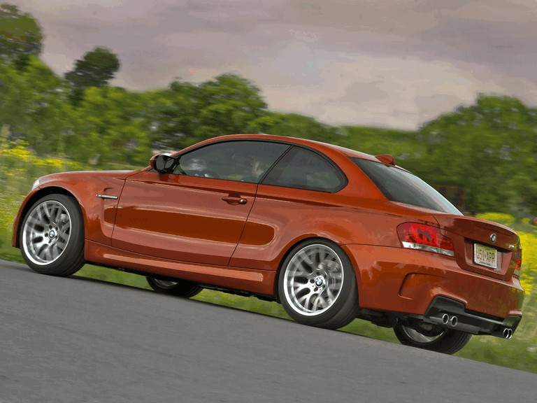 2011 BMW 1er ( E82 ) coupé - USA version 305153