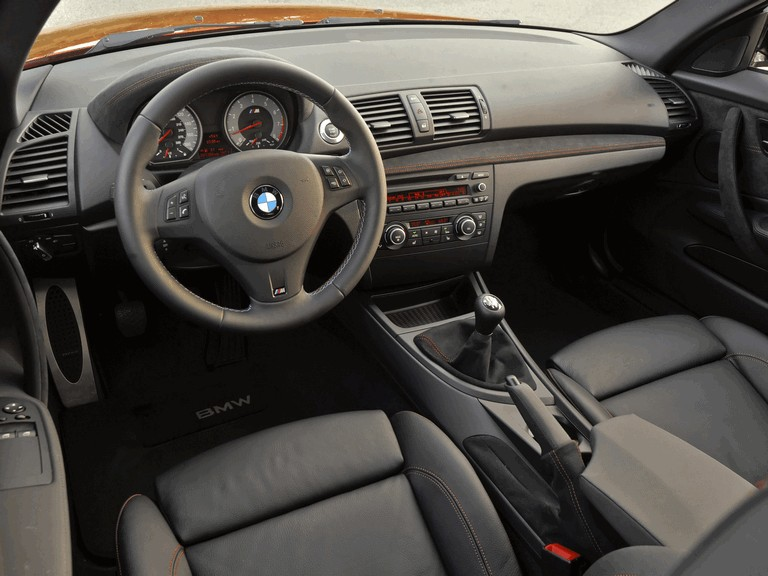 2011 BMW 1er ( E82 ) coupé - USA version 305155