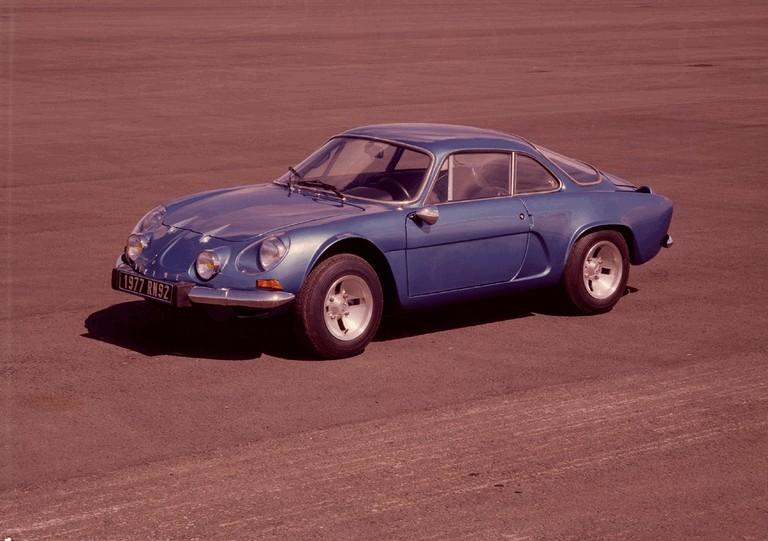 1973 Alpine A110 482322