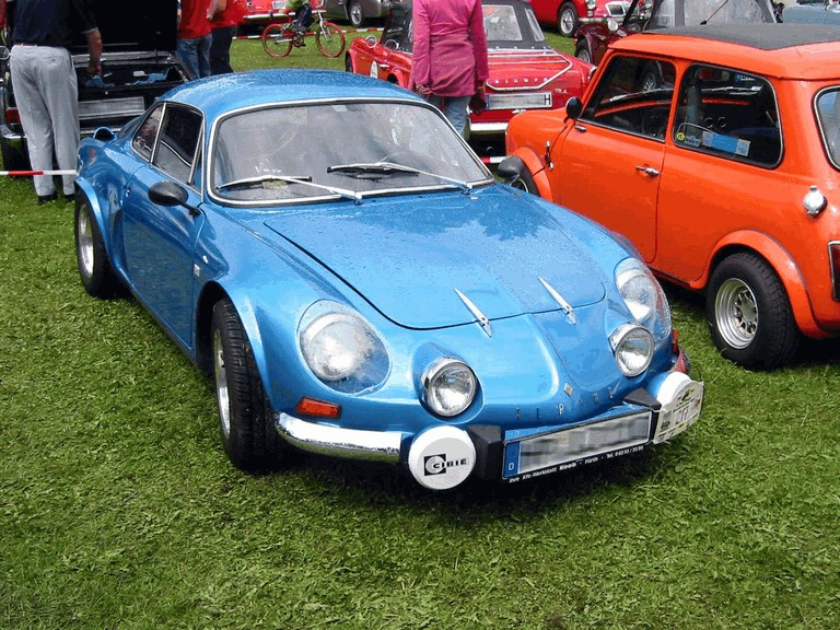 1973 Alpine A110 482329