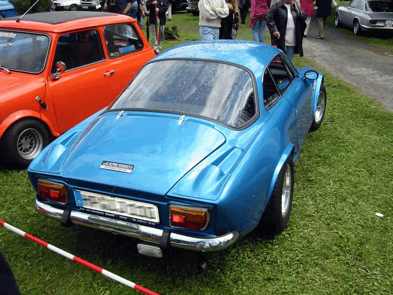 1973 Alpine A110 482330