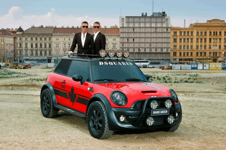 2011 Mini Cooper S Life Ball by Dsquared 305304