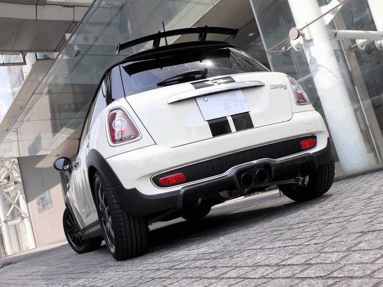 2010 Mini Cooper S by 3D Design 305526