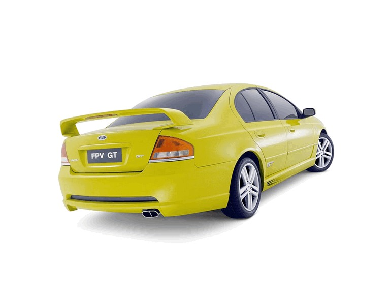 2003 Ford FPV GT ( BA ) 305690