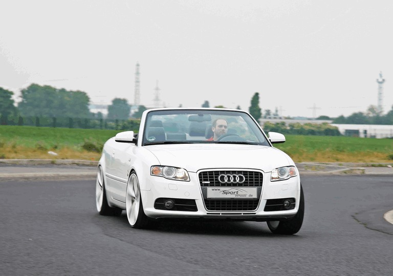 2011 Audi A4 cabriolet by Sport-Wheels 305753