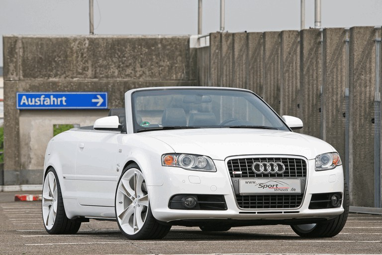 2011 Audi A4 cabriolet by Sport-Wheels 305756
