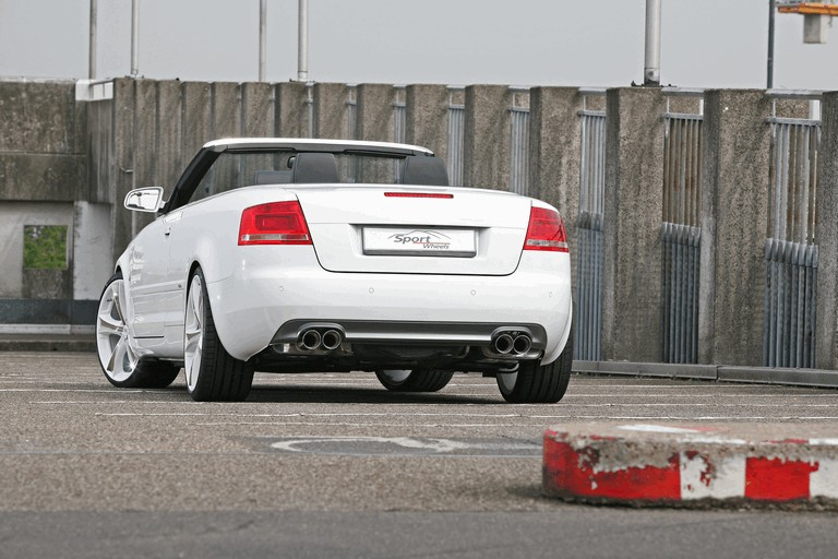 2011 Audi A4 cabriolet by Sport-Wheels 305759