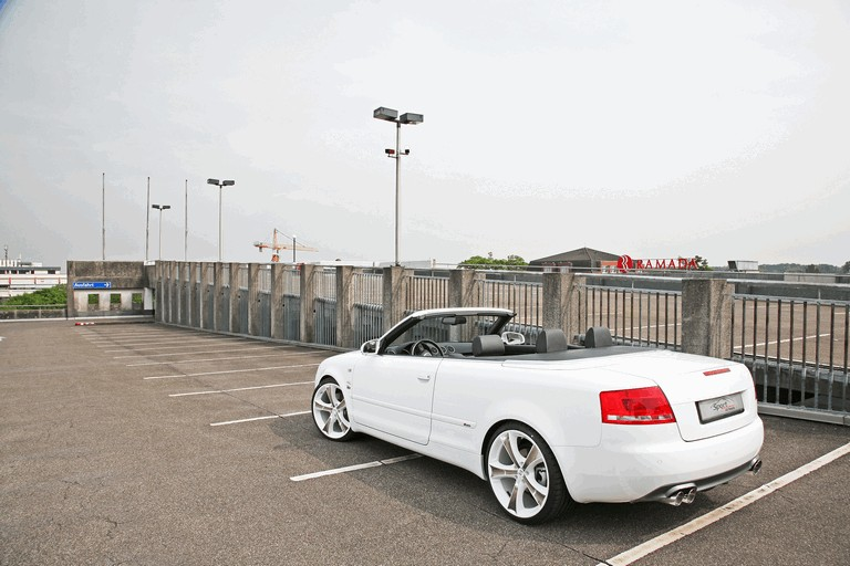 2011 Audi A4 cabriolet by Sport-Wheels 305762