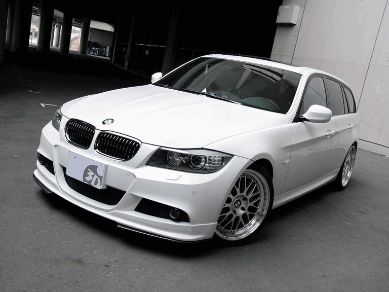 2008 BMW 3er ( E91 ) by 3D Design 306442