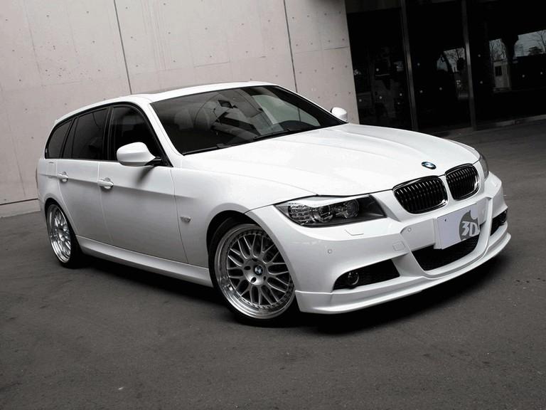 2008 BMW 3er ( E91 ) by 3D Design 306443