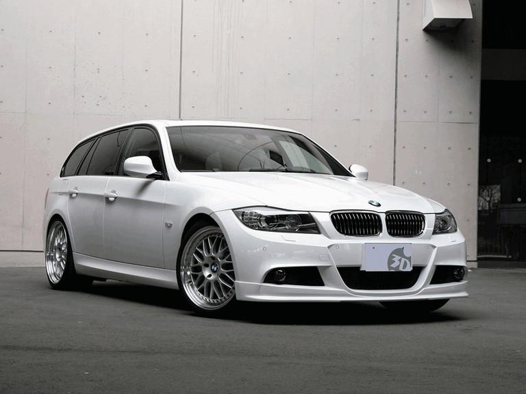 2008 BMW 3er ( E91 ) by 3D Design 306444