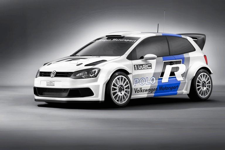 2011 Volkswagen Polo R WRC prototype 346158