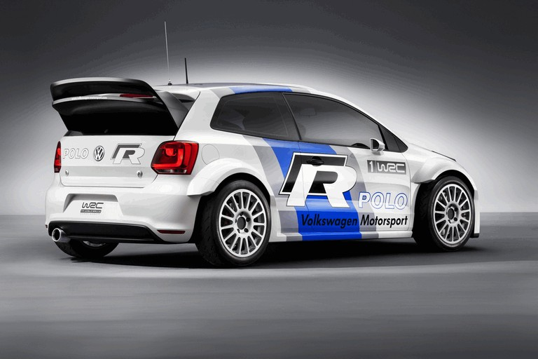 2011 Volkswagen Polo R WRC prototype 346159