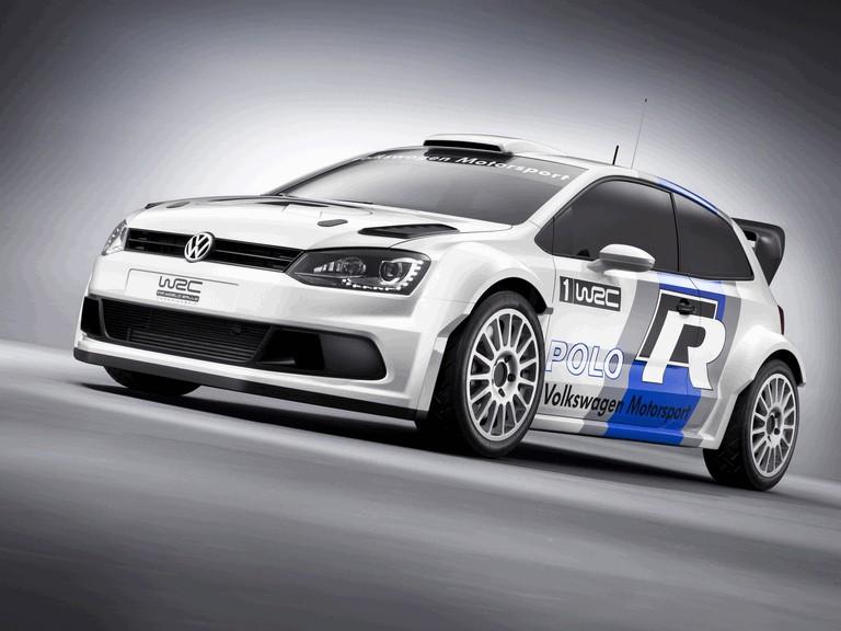 2011 Volkswagen Polo R WRC prototype 346161
