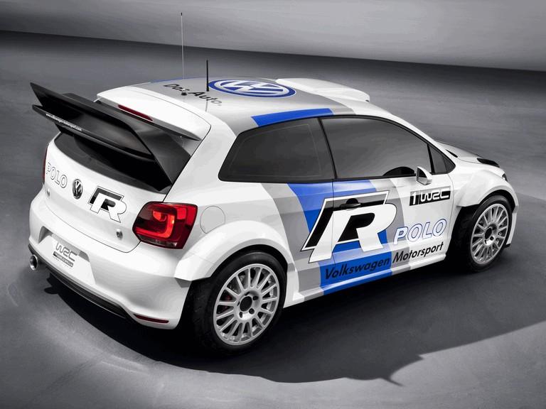 2011 Volkswagen Polo R WRC prototype 346163