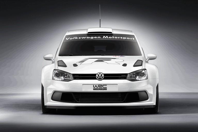 2011 Volkswagen Polo R WRC prototype 346164