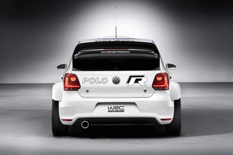 2011 Volkswagen Polo R WRC prototype 346165