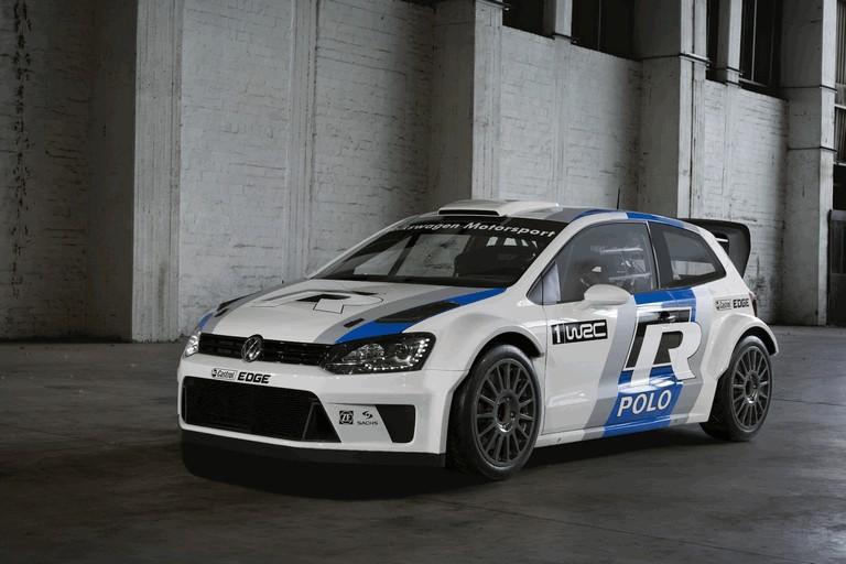 2011 Volkswagen Polo R WRC prototype 346168