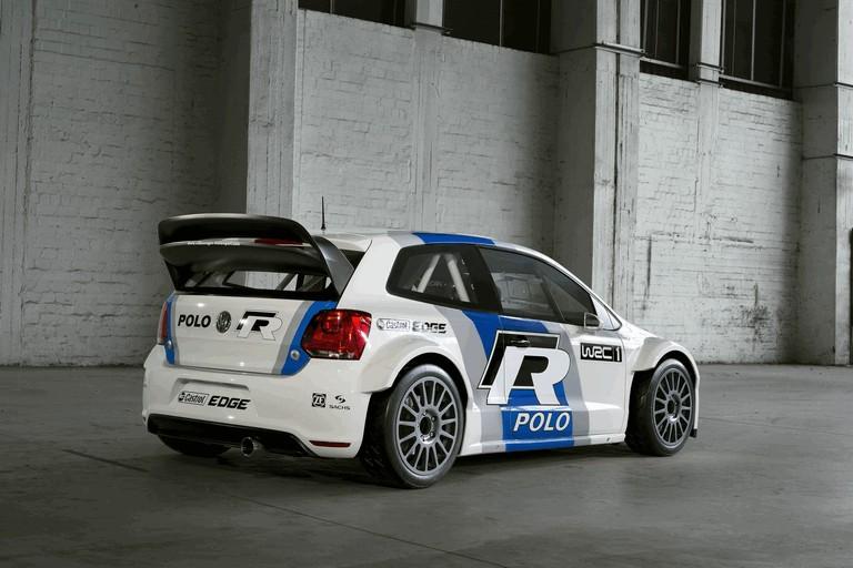 2011 Volkswagen Polo R WRC prototype 346169