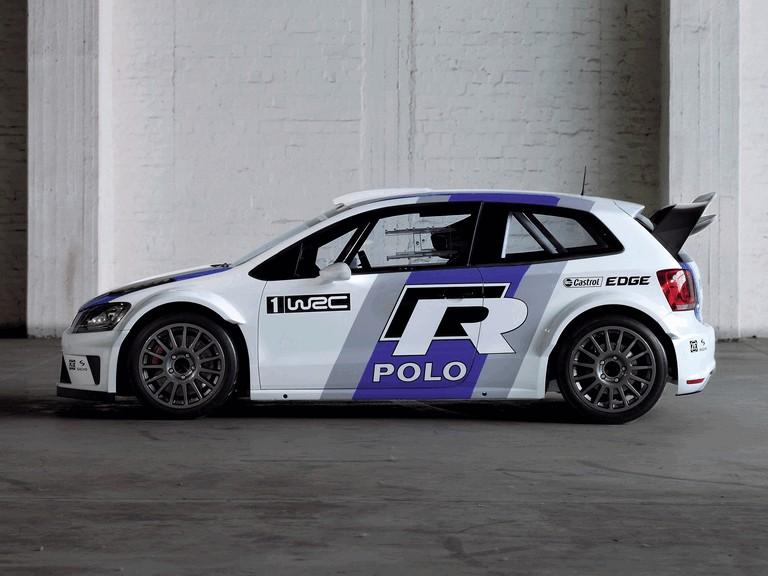 2011 Volkswagen Polo R WRC prototype 346171