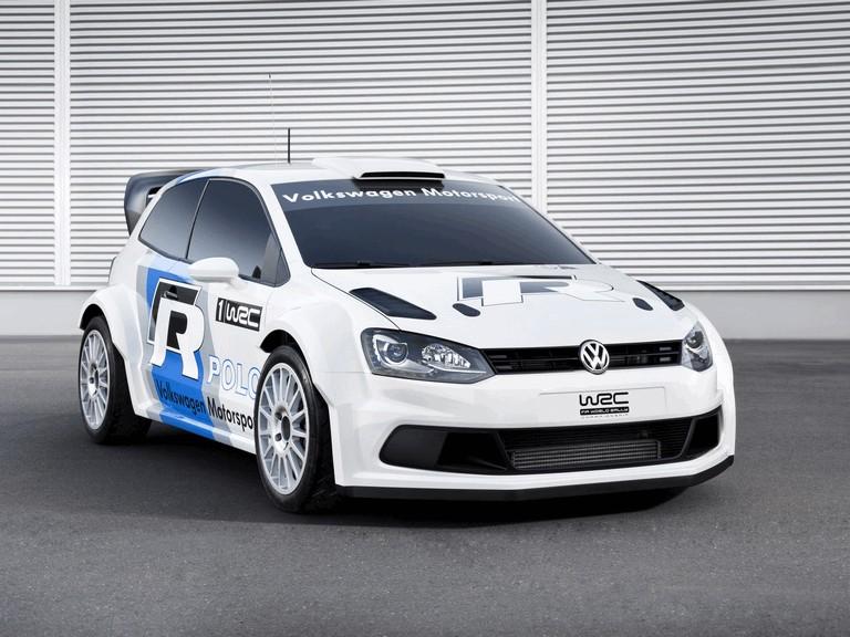 2011 Volkswagen Polo R WRC prototype 346173
