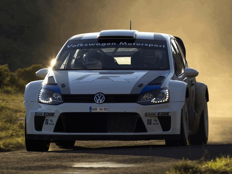 2011 Volkswagen Polo R WRC prototype 346179