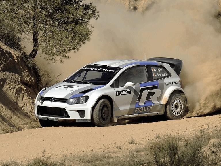 2011 Volkswagen Polo R WRC prototype 346181