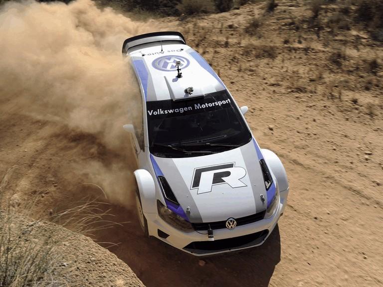 2011 Volkswagen Polo R WRC prototype 346182