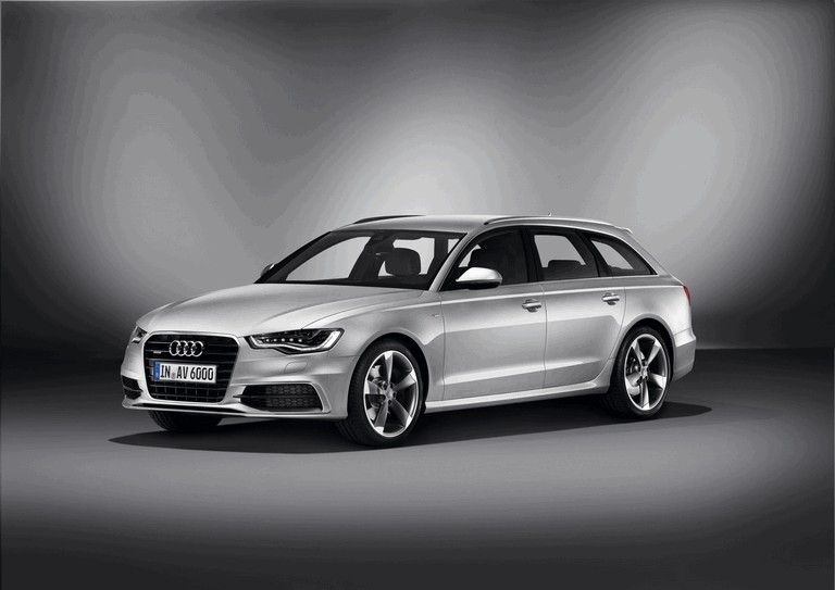 2011 Audi A6 Avant 3.0 TFSI S-Line 306938