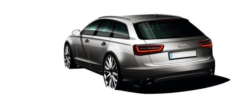 2011 Audi A6 Avant 3.0 TFSI S-Line 306947