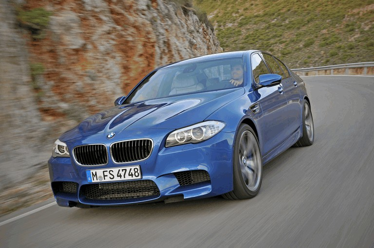 2011 BMW M5 ( F10 ) 314322