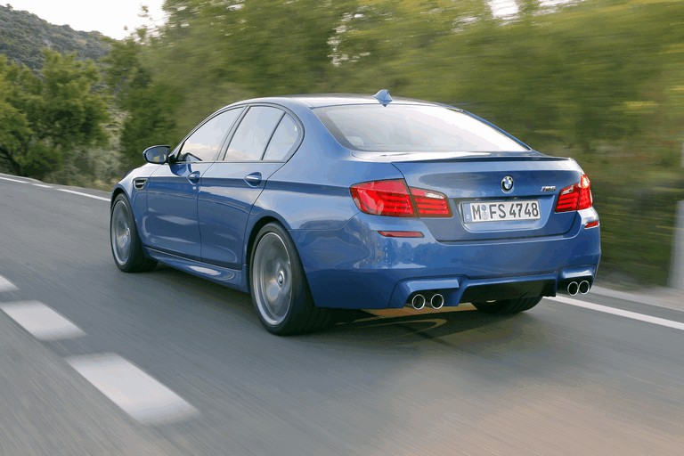 2011 BMW M5 ( F10 ) 314361