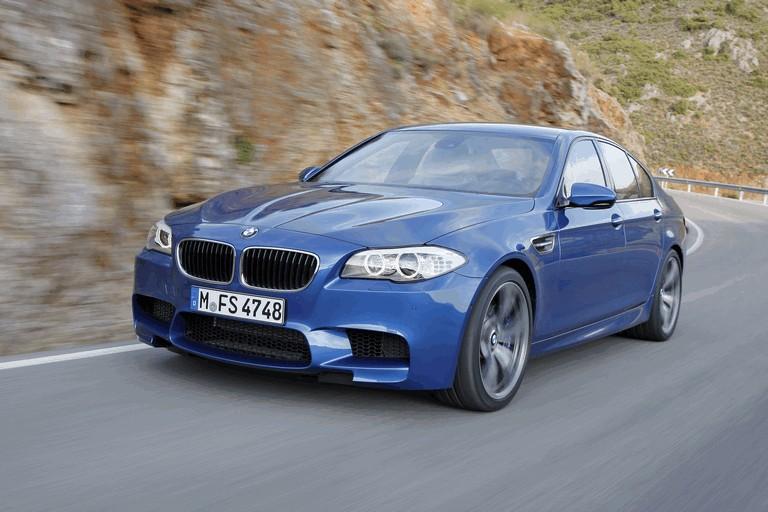 2011 BMW M5 ( F10 ) 314374