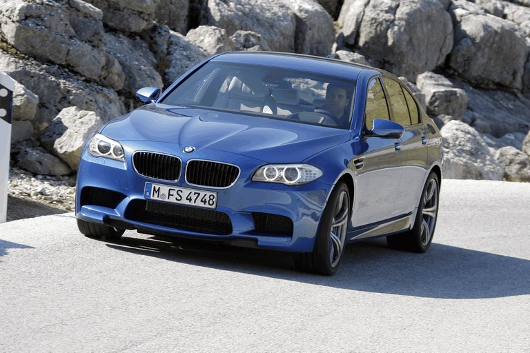 2011 BMW M5 ( F10 ) 314381