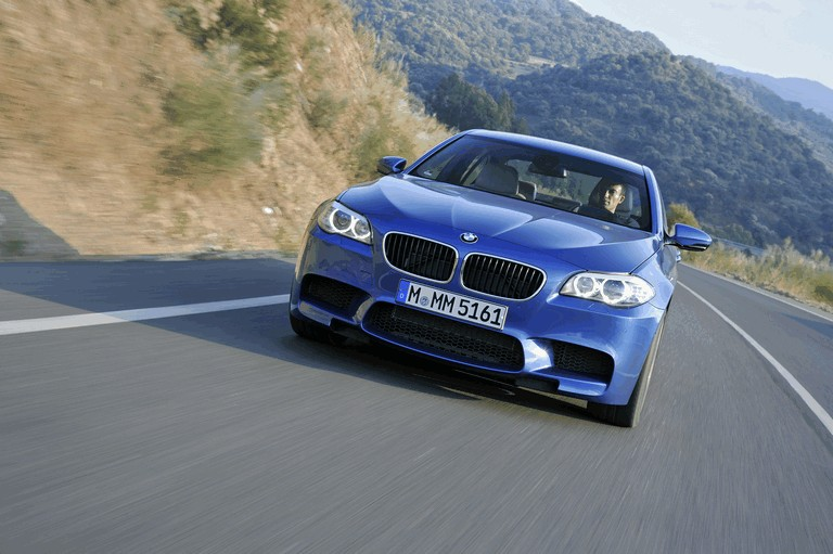 2011 BMW M5 ( F10 ) 314478
