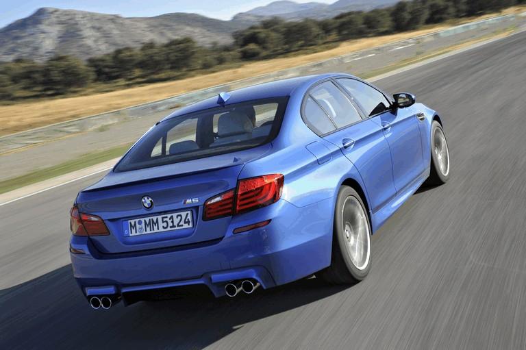 2011 BMW M5 ( F10 ) 314500